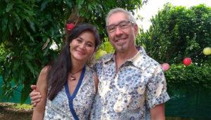 Sabine-Hoa et Jean-Pierre